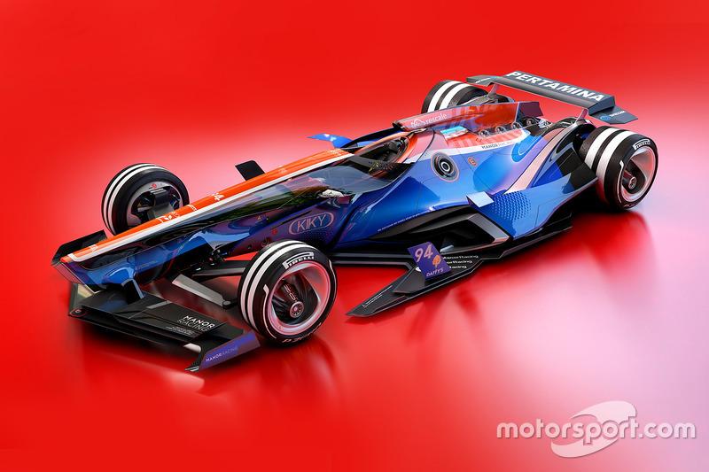 Manor Racing 2030