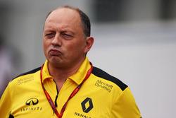 Frederic Vasseur, Renault Sport F1 Team Director