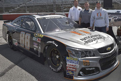 Dale Earnhardt Jr., Hendrick Motorsports Chevrolet, livrea speciale