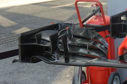 Haas F1 Team VF-16: Frontflügel