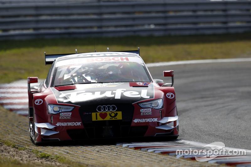 10. Miguel Molina, Audi Sport Team Abt Sportsline, Audi RS 5 DTM