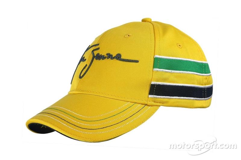 Casquette casque Ayrton Senna