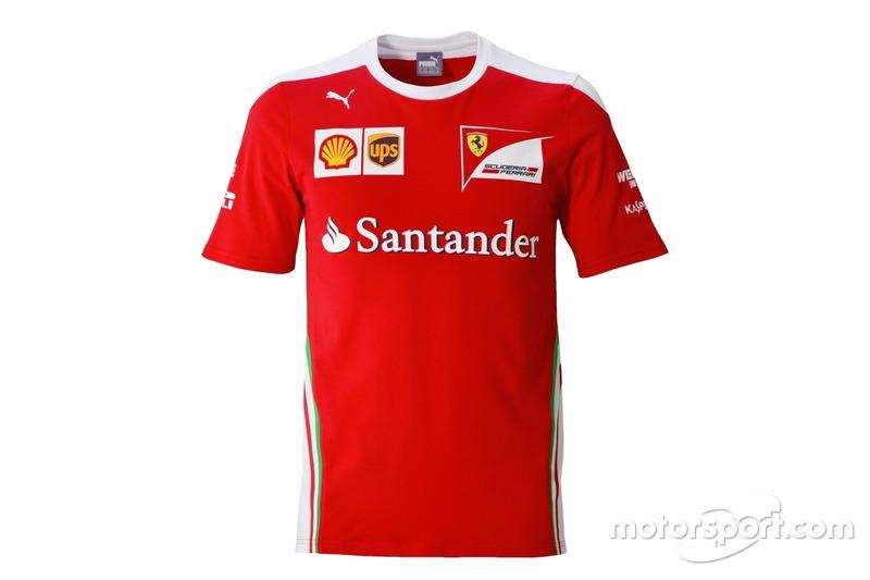 T-shirt Scuderia Ferrari