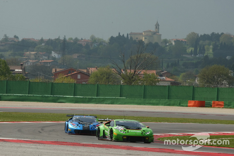 Nicolas Pohler, Mirko Bortolotti, Lamborghini Huracan GT3, GRT Grasser Racing Team