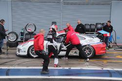 Porsche 911 GT3 CUP #7, cambio pilota Giovesi - Iaquinta