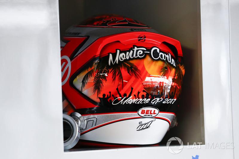 Monaco - Kevin Magnussen