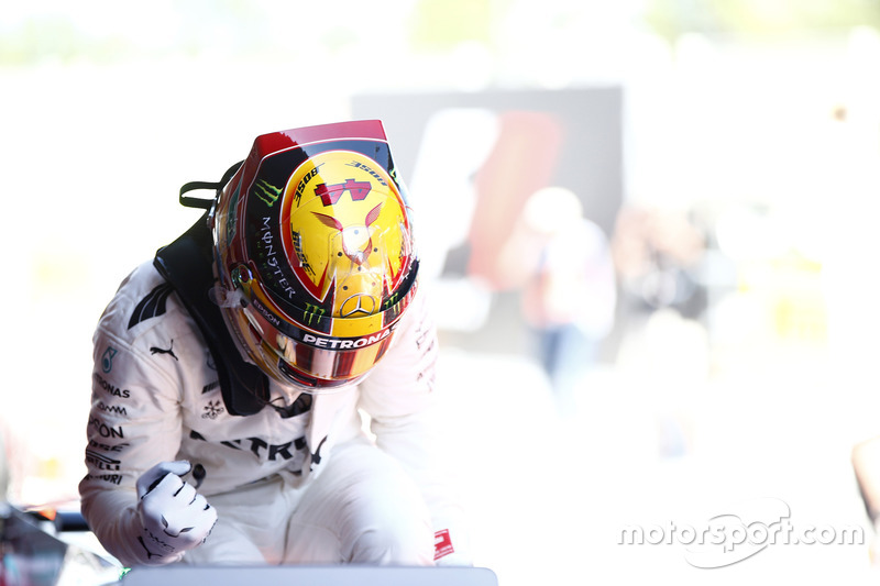 İspanya GP - Kazanan: Lewis Hamilton