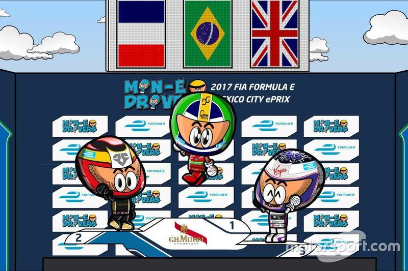 El ePrix de Ciudad de México 2016/2017 según 'Los MinEDrivers'