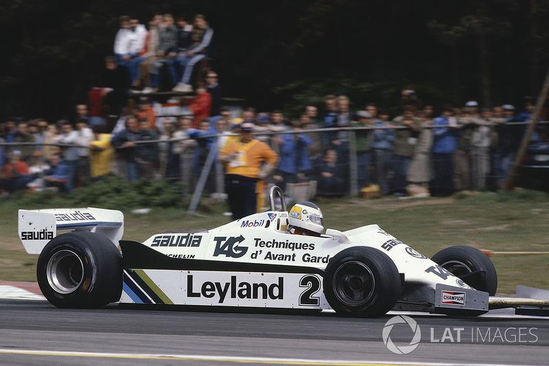 Carlos Reutemann: 6 galibiyet