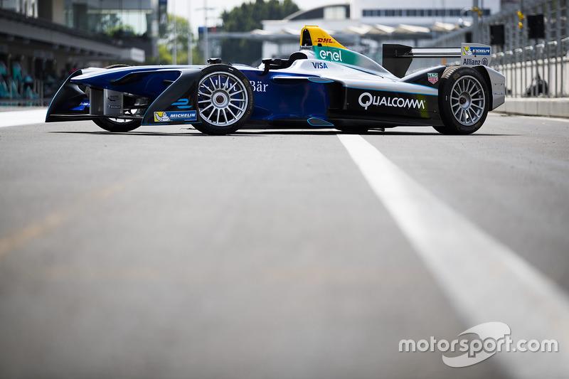Formel-E-Showcar