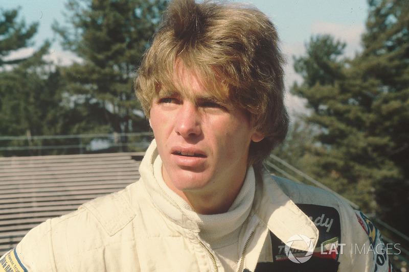 Mike Thackwell: 2 aparições na F1, nos GPs do Canadá de 1980 e 1984, a última vez em que a categoria teve um piloto da Nova Zelândia no grid.