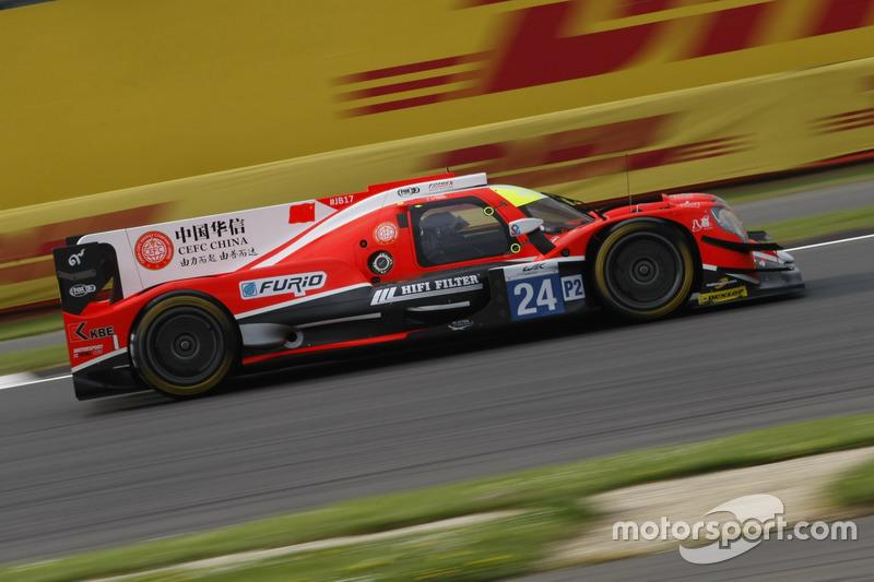 Жан-Эрик Вернь, CEFC Manor TRS Racing (LMP2)