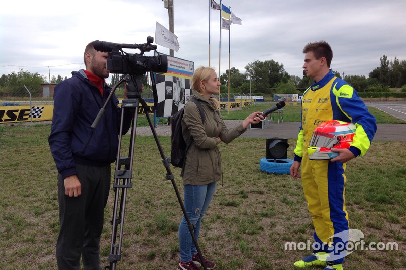 IV етап Чемпіонату України та Кубку Дитячої Академії з картингу