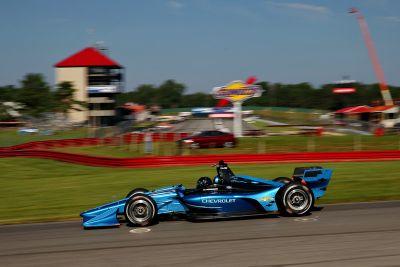 IndyCar-Test für 2018 in Mid-Ohio