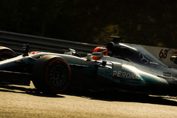George Russell, Mercedes AMG F1 W08