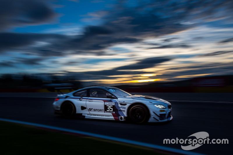 #35 Walkenhorst Motorsport BMW M6 GT3: Ніко Менцель, Маркус Палтала, Крістіан Кроньєс, Матіас Хенкола