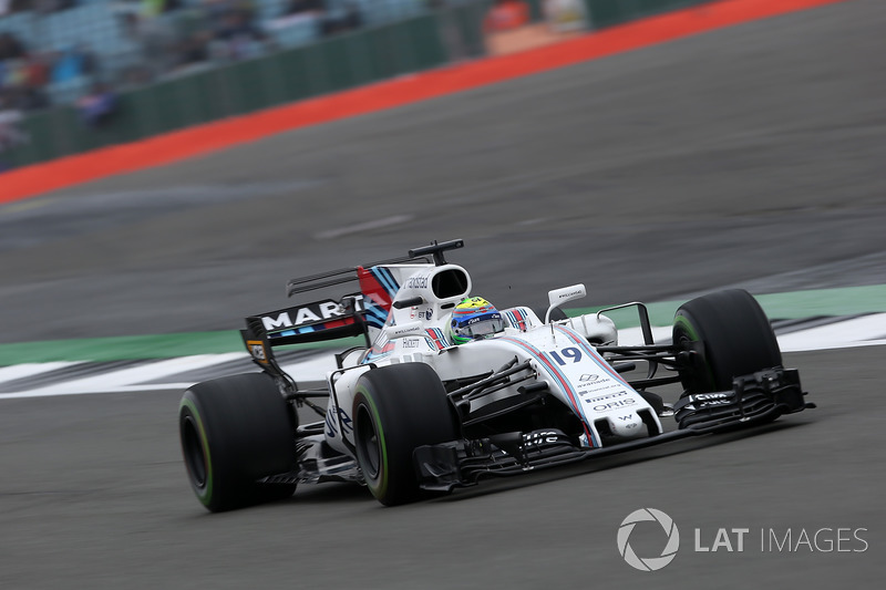 10. Felipe Massa, Williams FW40