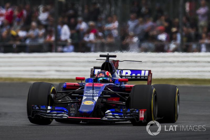 15. Даниил Квят, Scuderia Toro Rosso STR12