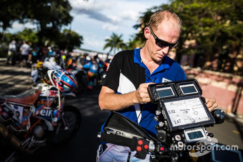 #43 Yamaha Official Rally Team: Родни Фагготтер