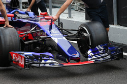 Toro Rosso STR12: Neue Nase