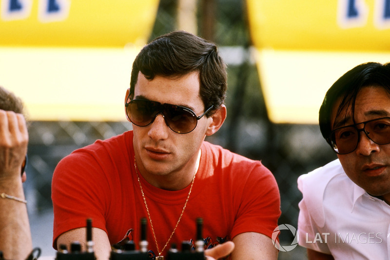 Ayrton Senna, Williams FW34 Lotus, Osamu Goto, responsable de Honda Racing Team