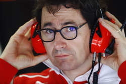 Mattia Binotto, Chief Technical Officer, Ferrari