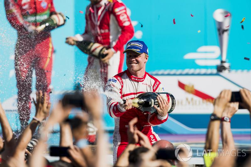 1. Felix Rosenqvist, Mahindra Racing
