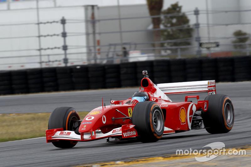 Ferrari F2001B