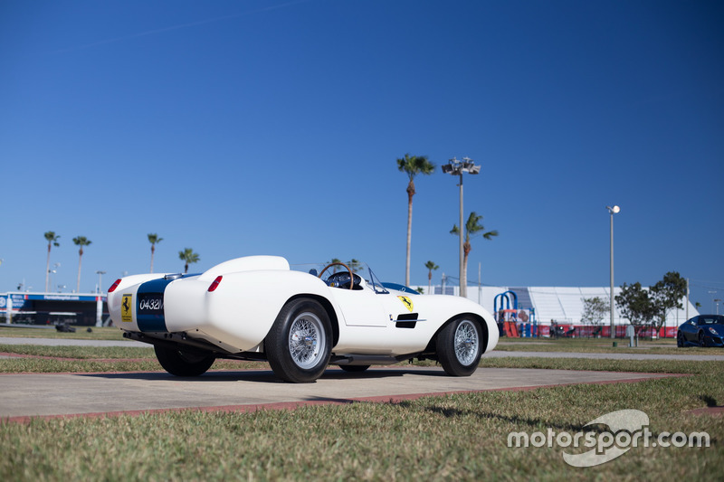 Ferrari Vintage car