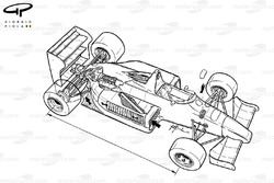 Toleman TG185 1985 overview