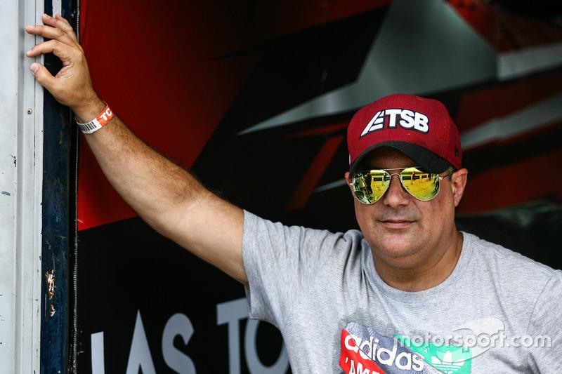 Jose Manuel Urcera, Las Toscas Racing Chevrolet TSB Chief Executive
