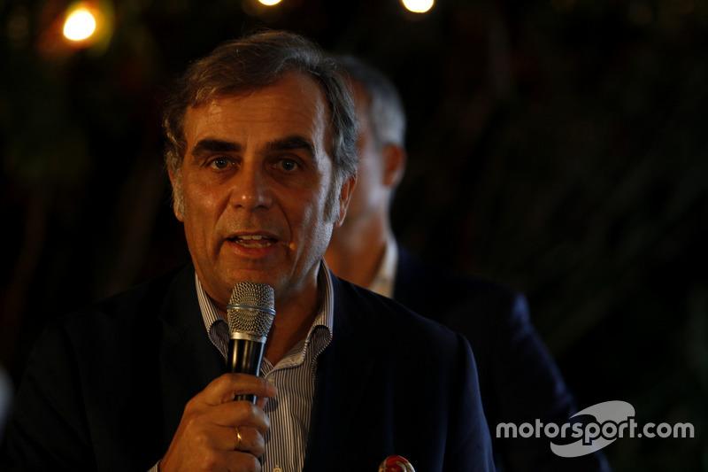 Ludwig Willisch, jefe de BMW Norteamérica