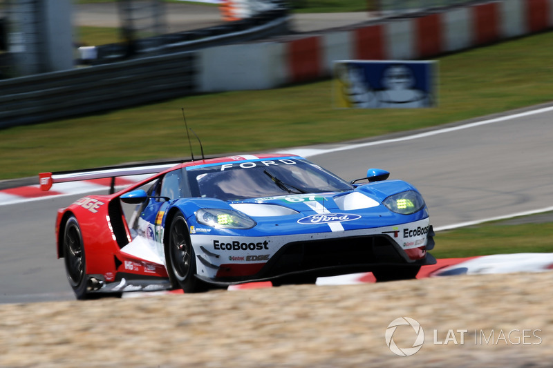 #67 Ford Chip Ganassi Racing Ford GT: Енді Пріоль, Гаррі Тінкнелл
