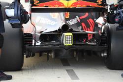 Max Verstappen, Red Bull Racing RB13 rear