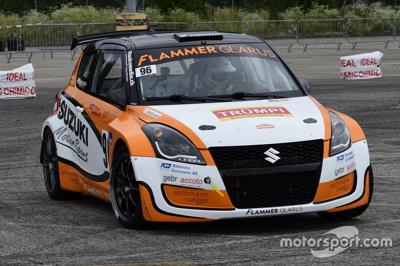 Patrick Flammer, Suzuki Swift Evo 2000, Flammer Speed Team