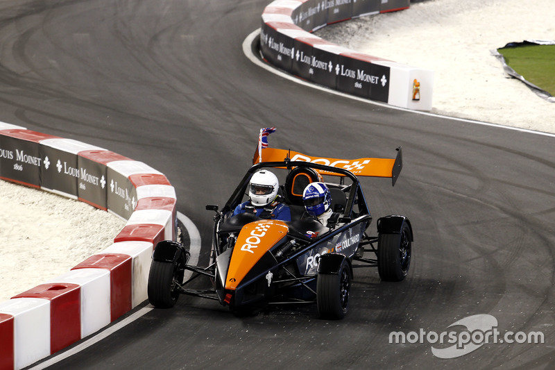 David Coulthard, Ariel Atom Cup