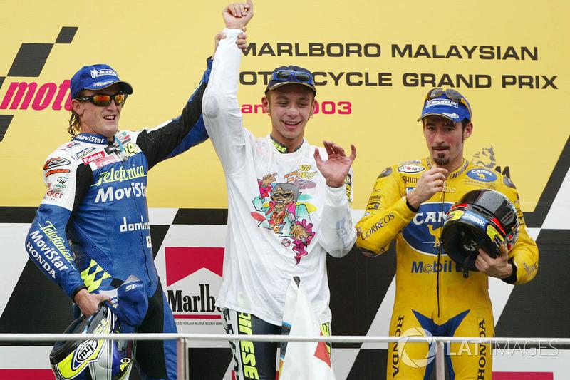 #31 MotoGP Malaysia 2003