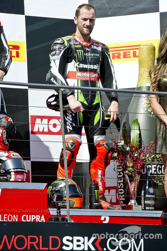 3. Tom Sykes, Kawasaki Racing