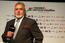 Teambesitzer Vijay Mallya, Sahara Force India F1 Team