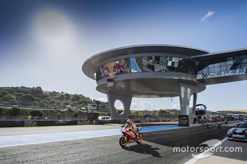 MotoGP - Spanish GP (May 3-6)