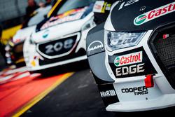 Detail: Autos der Rallycross-WM