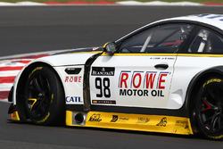 #98 Rowe Racing BMW M6 GT3: Jesse Krohn, Markus Palttala