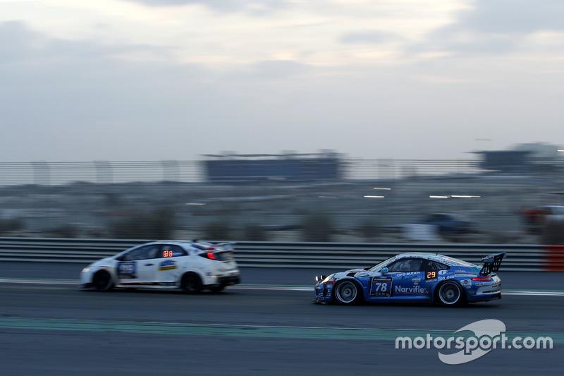 #78 Speed Lover Porsche 991 Cu: Guy Verheyen, Pierre-Yves Paque, Jean-Michel Gerome, Pieder Decurtin