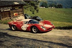 Ollon-Villars 1967, Herbert Müller, Ferrari P4, Scuderia Filipinetti