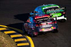 Mark Winterbottom, Prodrive Racing Australia Ford, Shane van Gisbergen, Triple Eight Race Engineering Holden