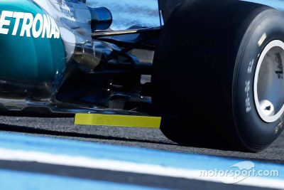Pruebas Pirelli Mercedes Septiembre