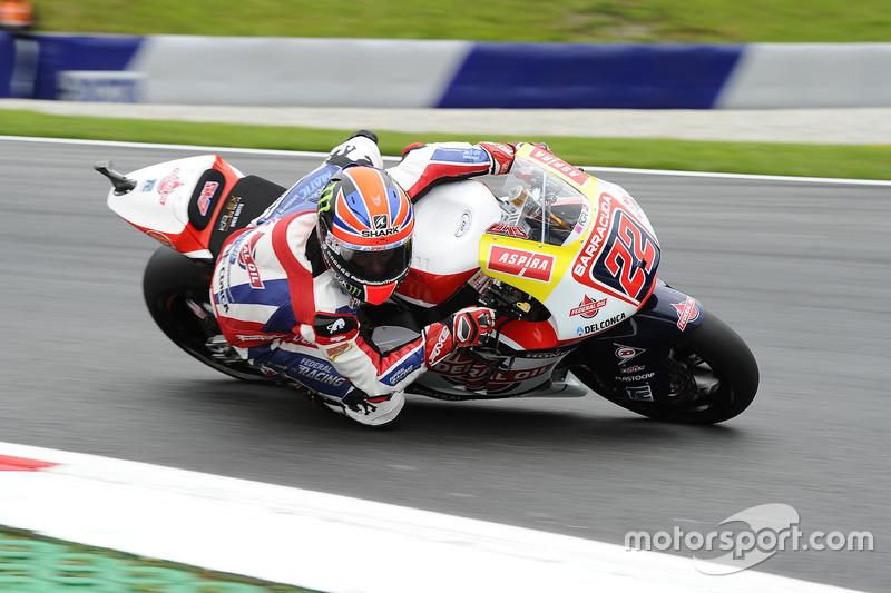 Sam Lowes – Moto2 – 2x Sturz
