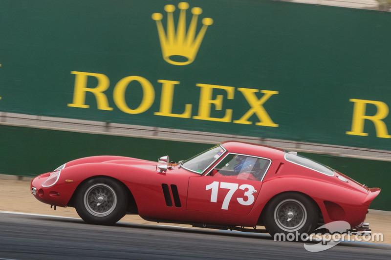 1961 Ferrari 250 GT SWB: Dyke Ridgley