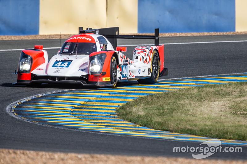 #44 Manor, Oreca 05 Nissan: Tor Graves, Matt Rao, Roberto Merhi