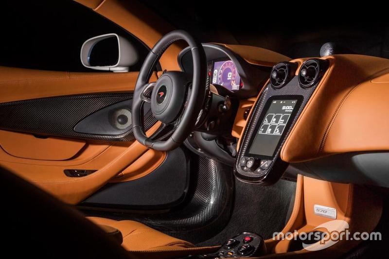 McLaren 570GT MSO